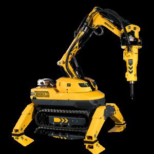 Robot de demolición Brokk 120D II