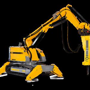 Robot de demolición Brokk 800