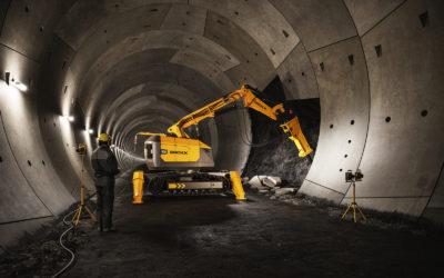 """Brokk presenta """"el robot de demolición más potente del mundo"""""""